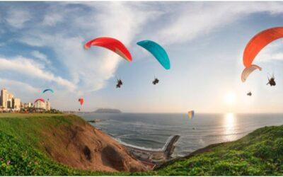 Lugares donde puedes realizar parapente en Lima