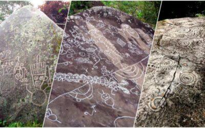 Petroglifos de Samanga