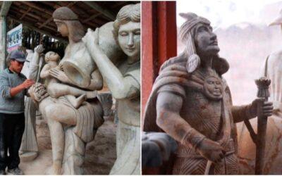 Los picapedreros de Huambocancha, un talento único en Cajamarca