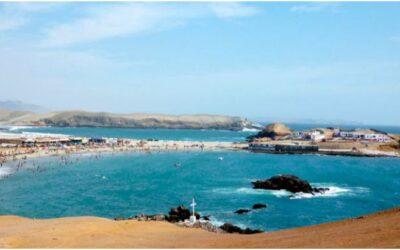 Las playas en Áncash