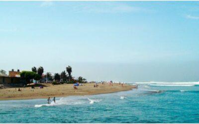Las playas en La Libertad