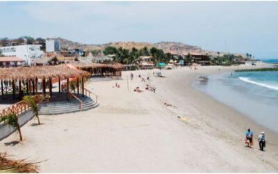 Las playas en Tumbes