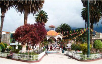 Plaza de armas Abancay