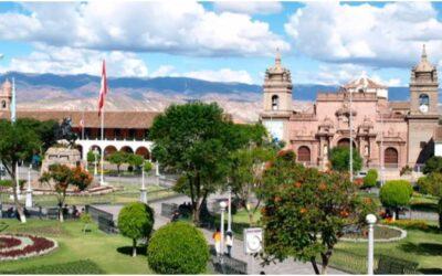 Plaza de armas de Ayacucho