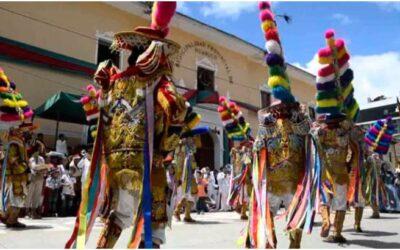 Presentación de Cofradías de Los Negritos de Huánuco