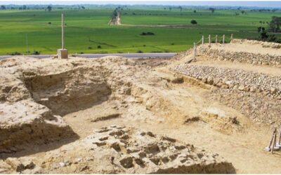 Restos arqueológicos Cabeza de Vaca
