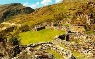 Restos arqueológicos de Chumpinvilca