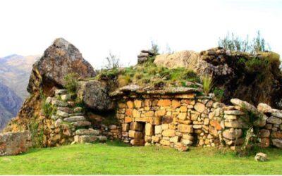 Restos arqueológicos de Ichugán