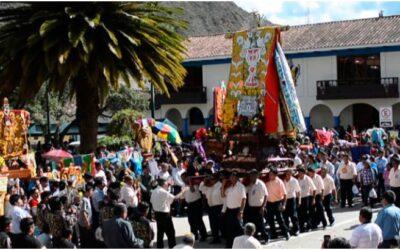 Señor de Torrechayoc en Urubamba