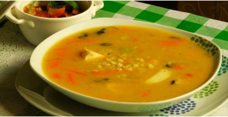 Sopa de Trigo