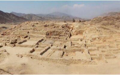 El templo de Las Shicras