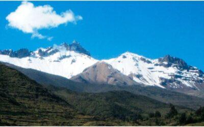 Volcán Hualca Hualca