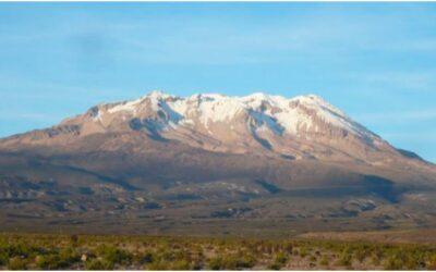 Volcán Sara Sara