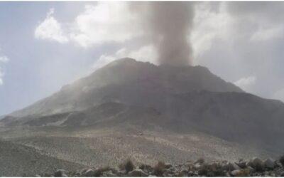 Volcán Ticsani