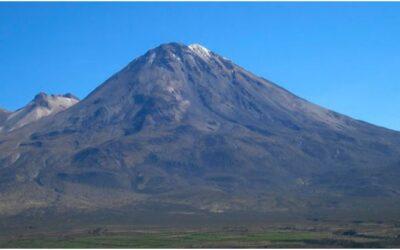 Volcán Yucamani