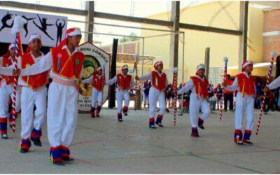Danza Zapateadores de Chocán